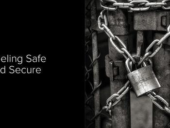 Safe versus Secure