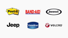 Brands as names of products