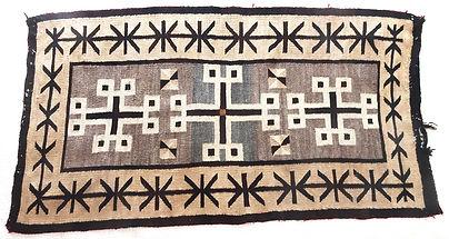 Two Gray Hills-Navajo rug52.JPG