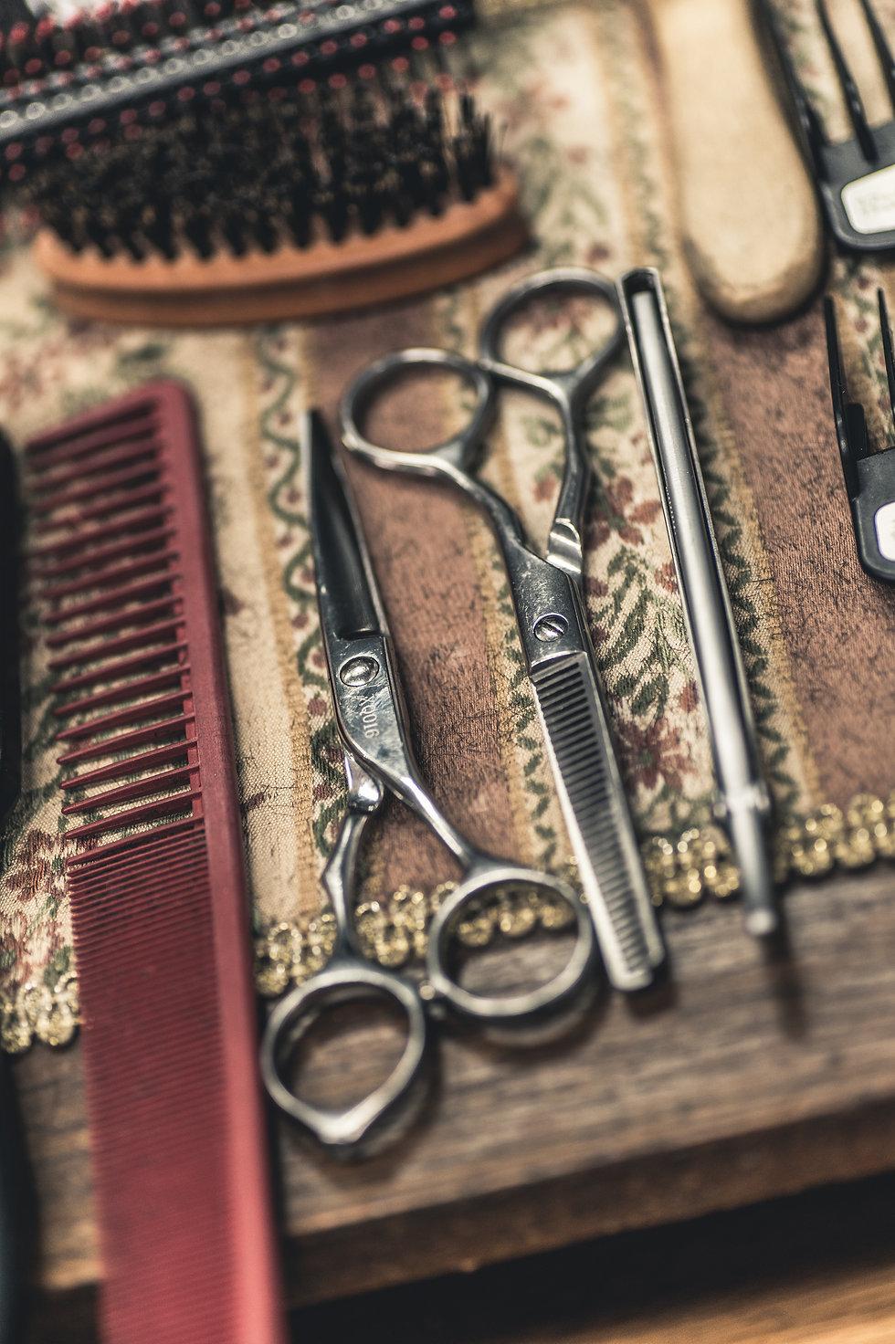 Kopfsache Barber Tools