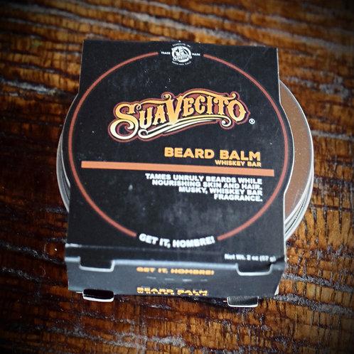 Suavecito Beard Balm Whiskey Bar