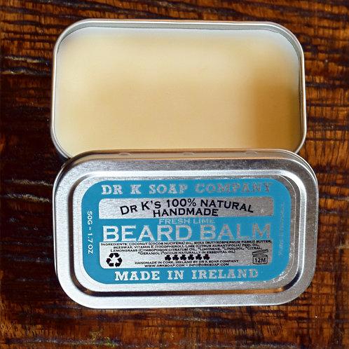 Dr. K Beard Balm Fesh Lime