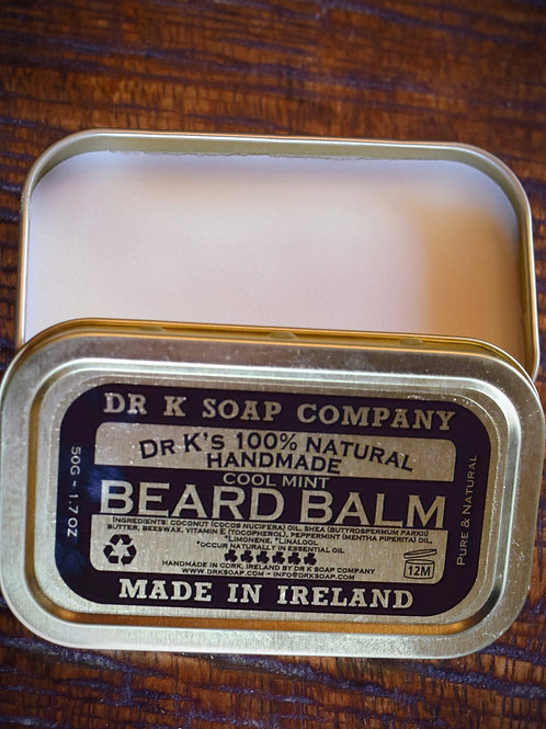 Dr. K Beard Balm Cool Mint