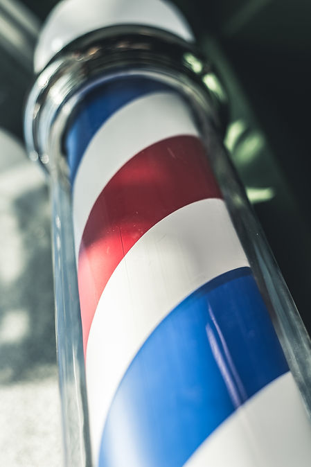 Kopfsache Barberpole