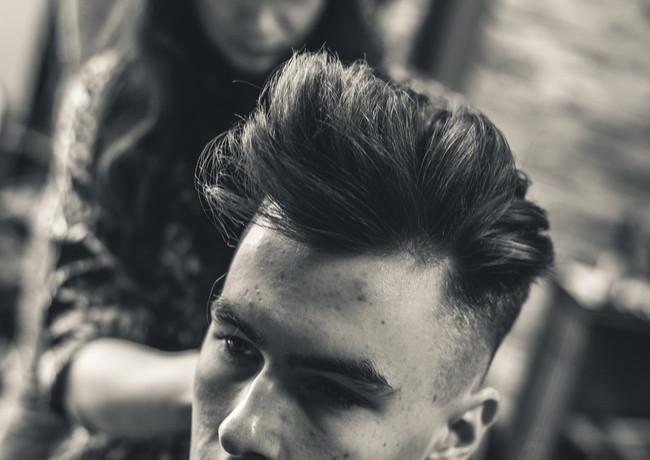 Klassische Haarschnitte von KopfSache Barbershop