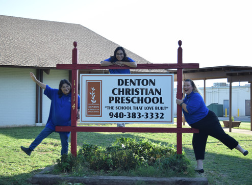 Denton's heartwarming preschool program since 1970