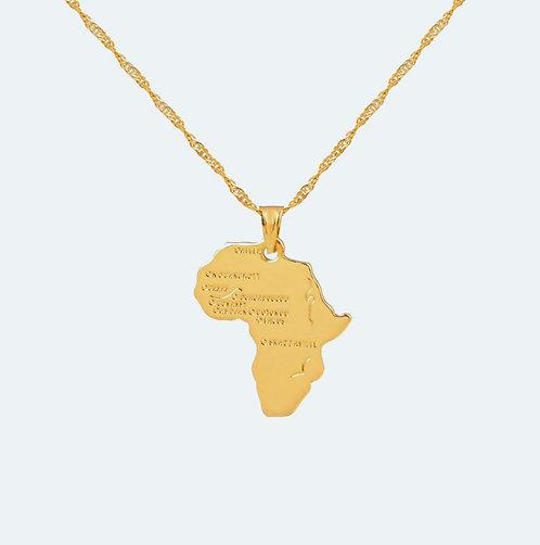 AFRICA NECKLACE WOMEN