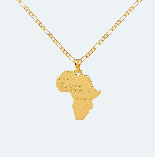 AFRICA NECKLACE MEN