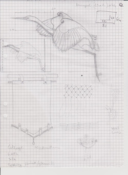 Heron Sketch