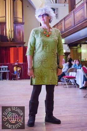 A dress by Gabriella Bavone