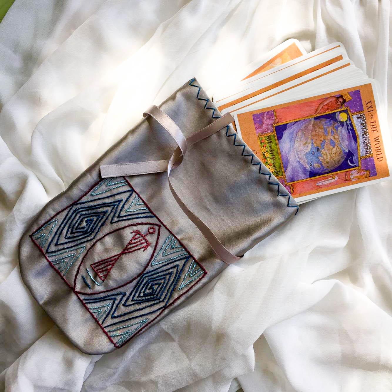Tarot Card Pouch