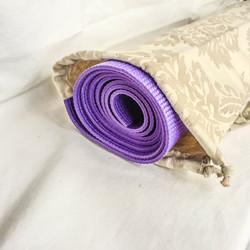 Cotton Yoga Mat Carry Bag