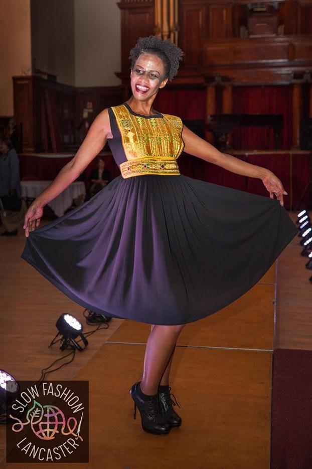 |Samira's dress