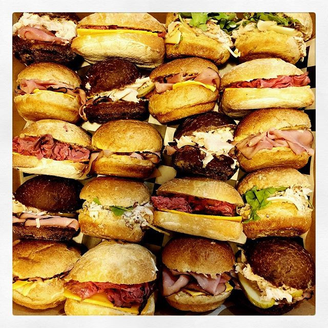 Sliders for days..... one of our favorit