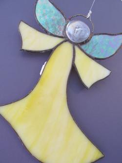 ange vitrail