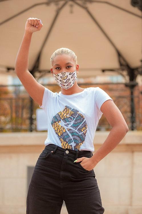 """T-shirt """"Africa Power"""""""