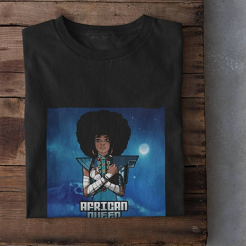 "T-shirt Unisexe ""African Queen"""