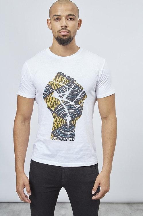 """T-shirt Homme """"Africa Power"""""""
