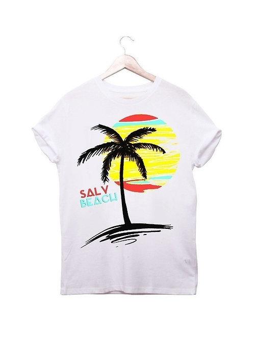 "T-shirt ""SALY BEACH"""