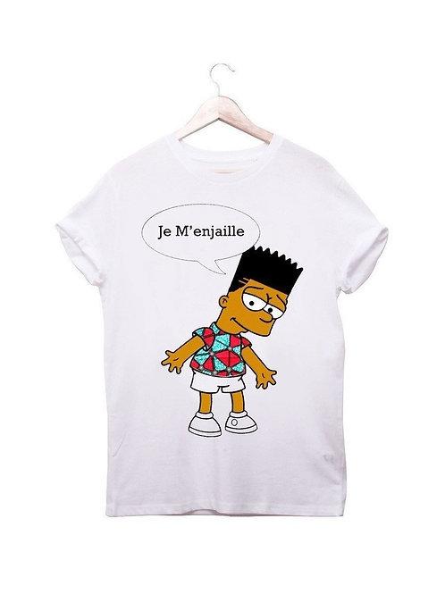 T-shirt BARTWAX