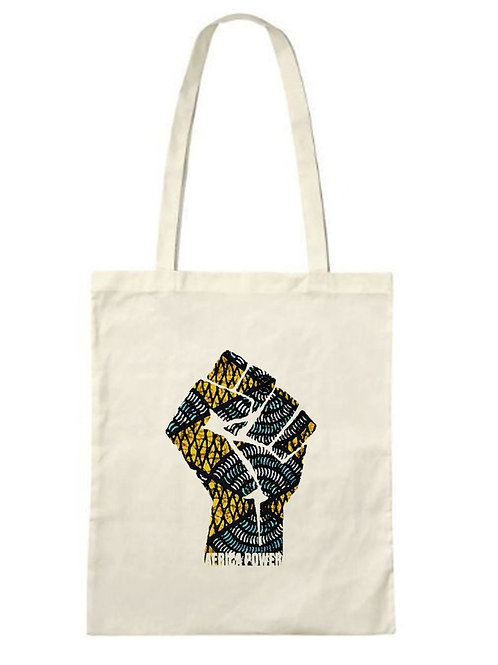TOTE BAG Africa Power