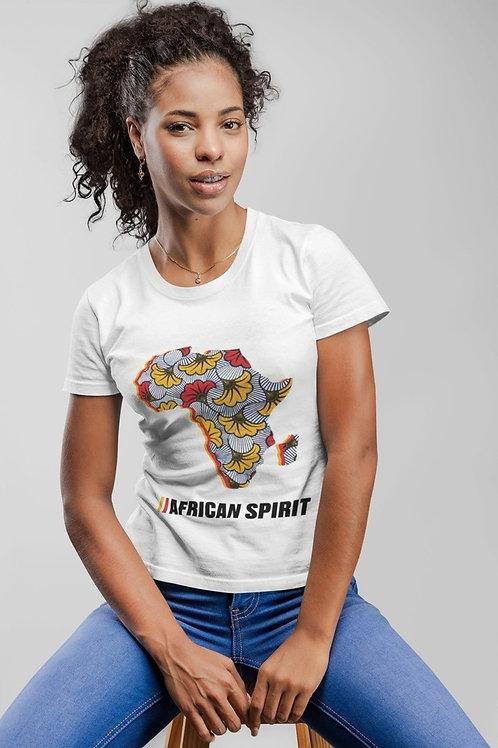 """T-shirt Femme """"African Spirit"""""""