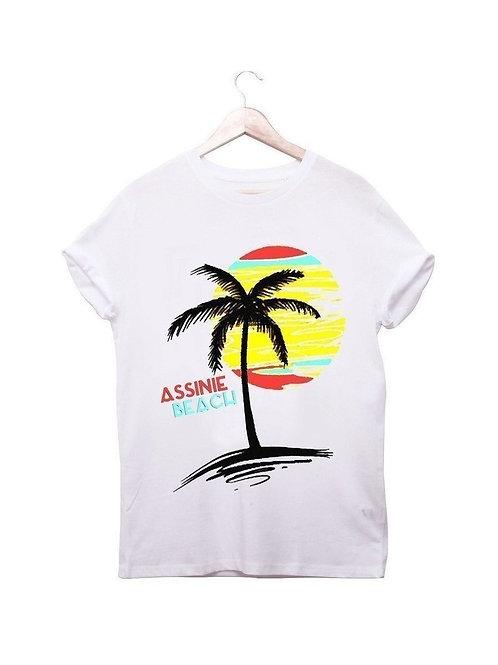 T-shirt ASSINIE BEACH