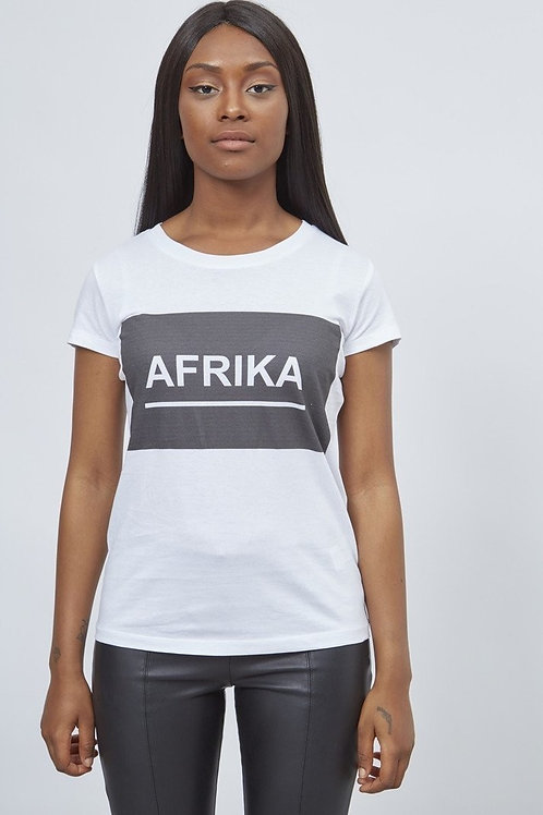 "Tshirt ""AFRIKA"""