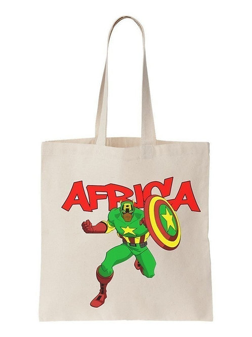 TOTE BAG Captain Africa