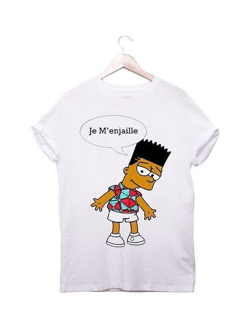 T-shirt Homme - BARTWAX