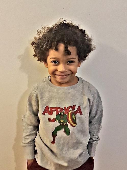 Sweat Enfant - Captain Africa