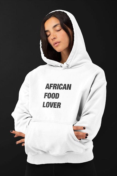 HOODIE AFRICAN FOOD LOVER
