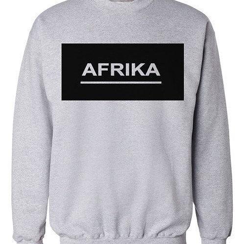 Crewneck AFRIKA