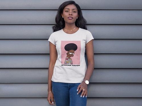 """T-shirt Femme """"African Touch"""""""