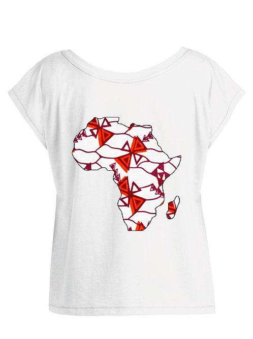 Tshirt Femme Oversize - SWAHILI