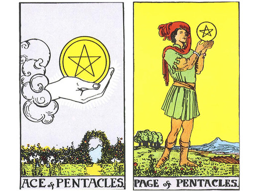 Asking a Tarot question Part 2: Work and business
