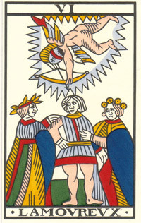 Asking a Tarot question, Part 1: Relationships