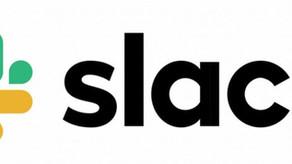進行の知恵 「Slack」の活用について