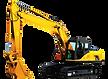 excavator, demolition