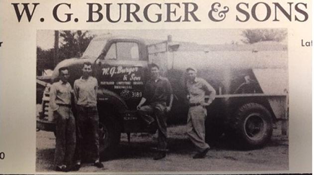 W.G. Burger & Sons
