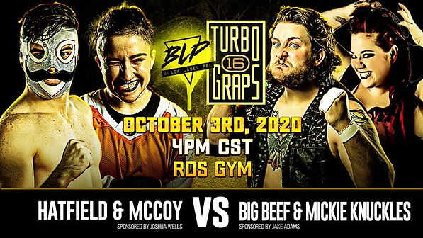 Hatfield & McCoy vs Big Beef & Mickie Kn