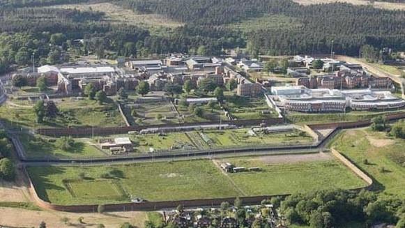 Aerial View of Broadmoor