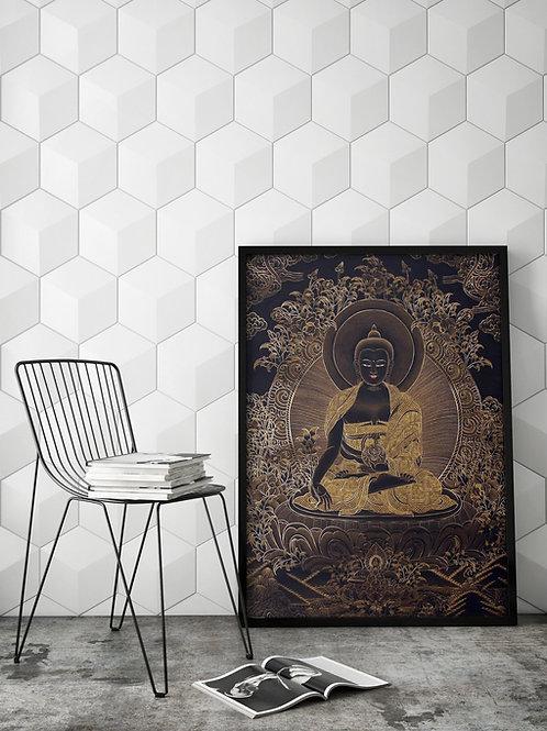 Healing Gautama