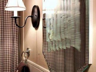 Годный Лайфхак - как мыть зеркало в ванной без разводов и потеков.