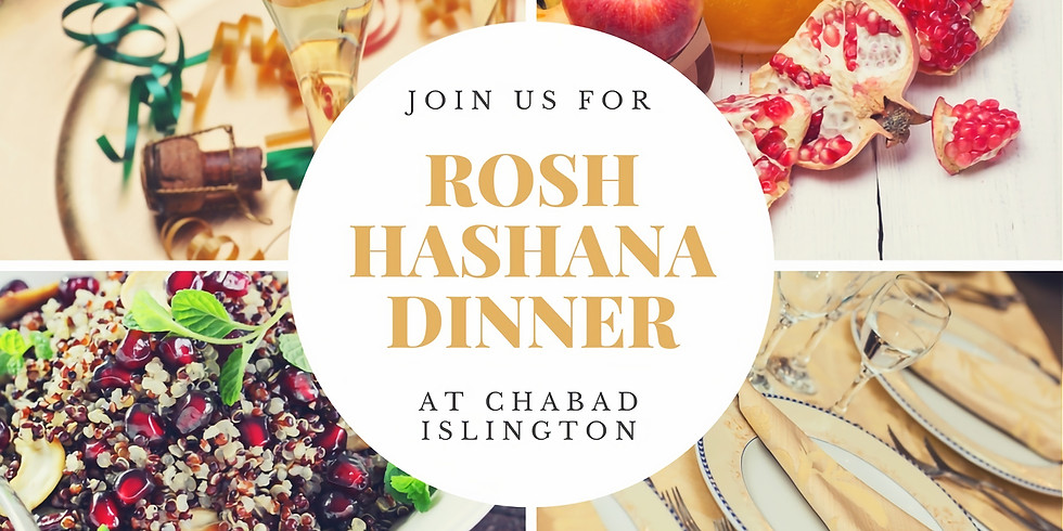 Rosh Hashanah Dinner - Second Evening