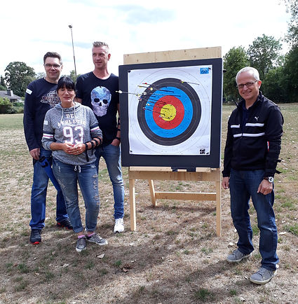 Bogensport Event bei TuS Eidinghausen