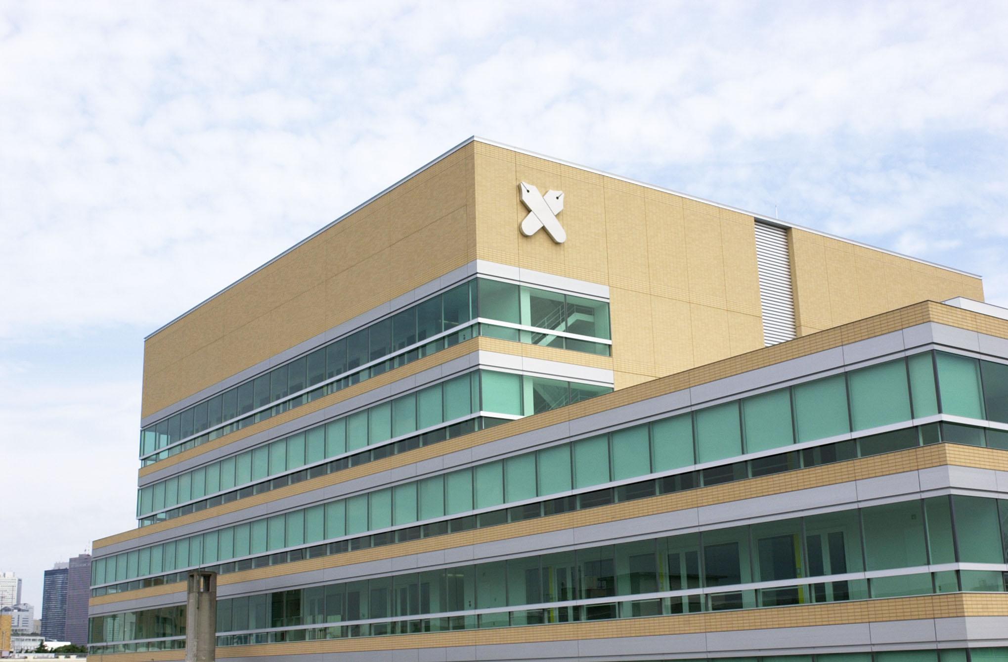 信濃町キャンパス外観