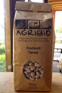 Pâtes Agribio 500gr