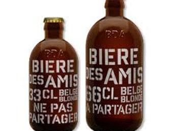 La bière des amis