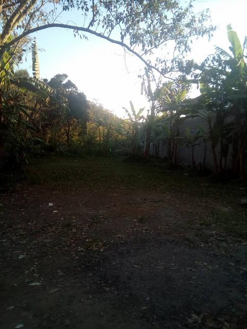Vista do sítio